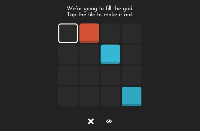 逻辑游戏0hh1