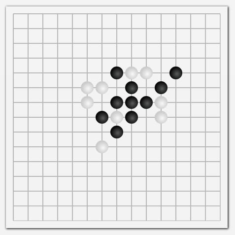 简单五子棋